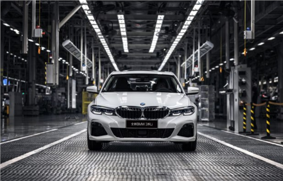 全新BMW3系 只为骨子里的成功坚守