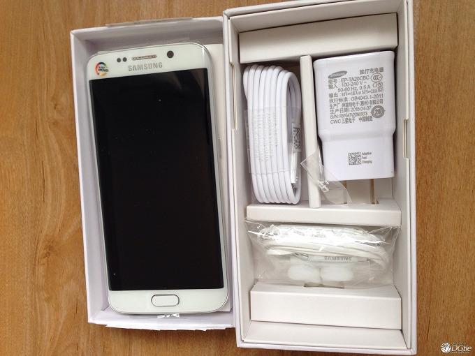 摘星之旅,三星 Galaxy S6 edge 中国发行简单拆箱