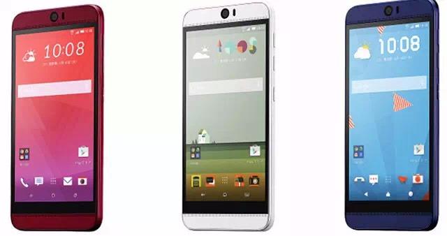 新手机汇:全世界第一款虹膜识别技术手机上现身 HTC蝴蝶花3公布