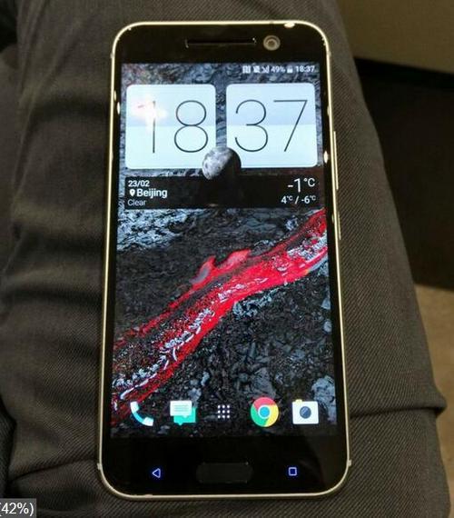 HTC M10主推照相 放话照相世界第一