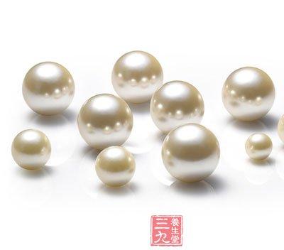 中医养生知识 服用珍珠粉需谨慎 中医养生 第1张
