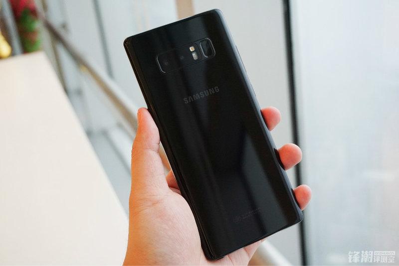 顶级机皇如约而至:三星Galaxy Note8上手体验