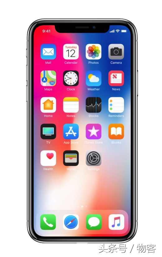 iPhoneVS三星!iPhone X即iPhone 10比照三星Note8