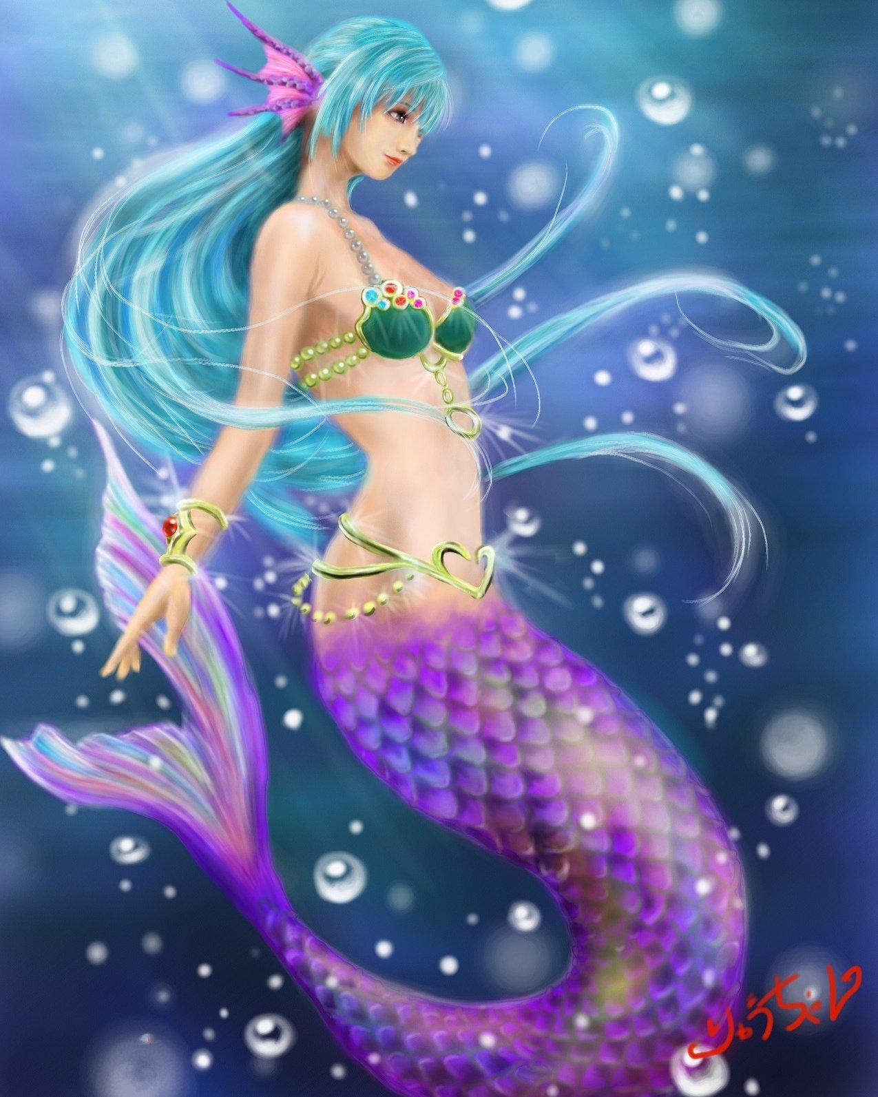 世界上真的有美人鱼吗 美人鱼真实照片吓人