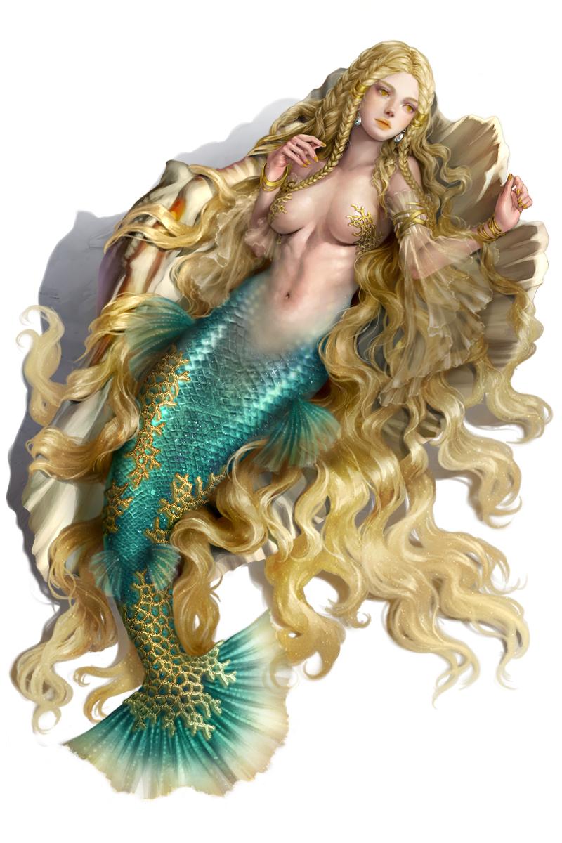 真正的美人鱼有多丑 美国发现的活美人鱼图片