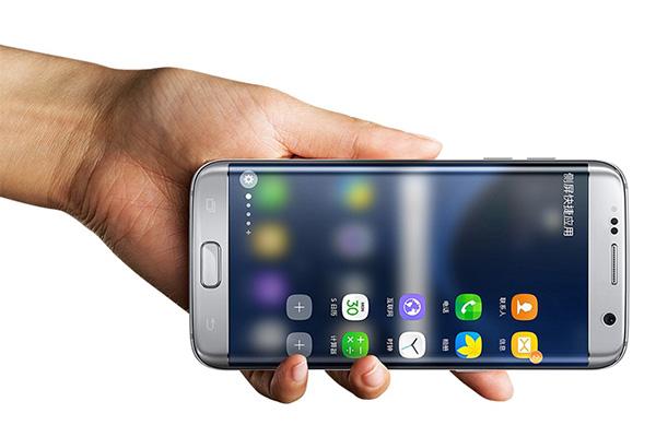 为解救中国3%的市场份额,三星将曲面屏手机降至3000下列