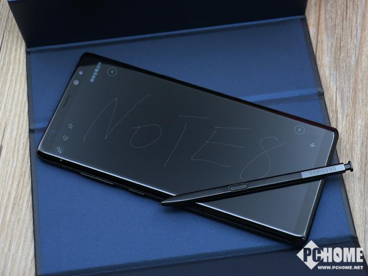 三星Note 8评测:一切都很好 只是电池太保守