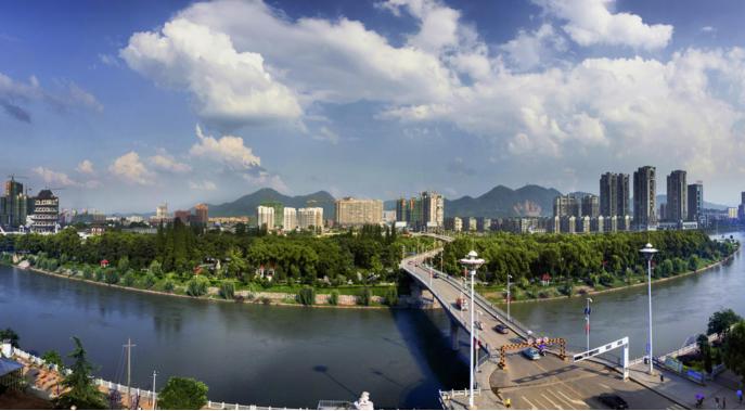 """湖南省一县级市,人口超90万,号称""""天下湘军出湘乡""""!"""