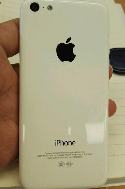 网民出售iPhone5c,尽管品相绝品,可是价钱高的太吓人!