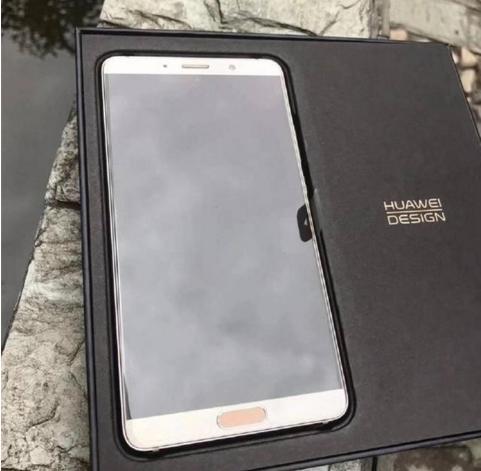 华为公司Mate10拆箱入门感受,全面屏手机 麒麟970,也有一款玛莎拉蒂订制版