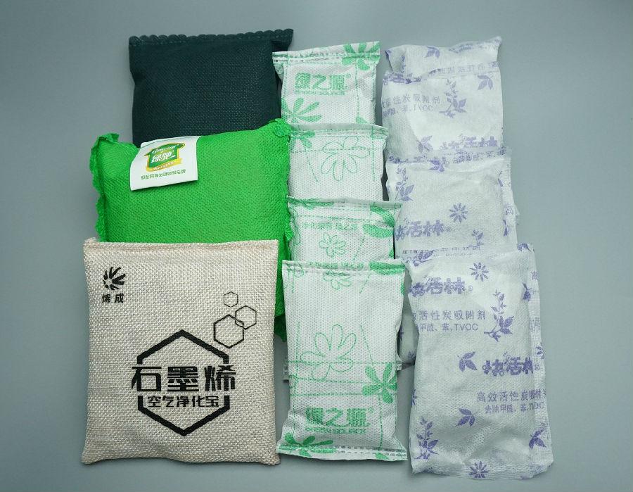 5大品牌活性炭評測來了,甲醛、苯、TVOC,去污染效果哪個好