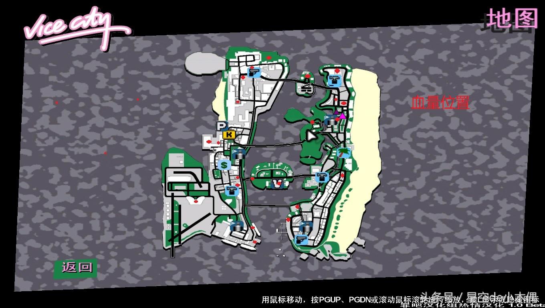 罪恶都市:游戏各类物品隐藏地点大全,值得你收藏