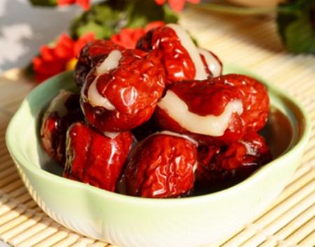 红枣的9款食疗方养胃补肾气 食疗养生 第1张