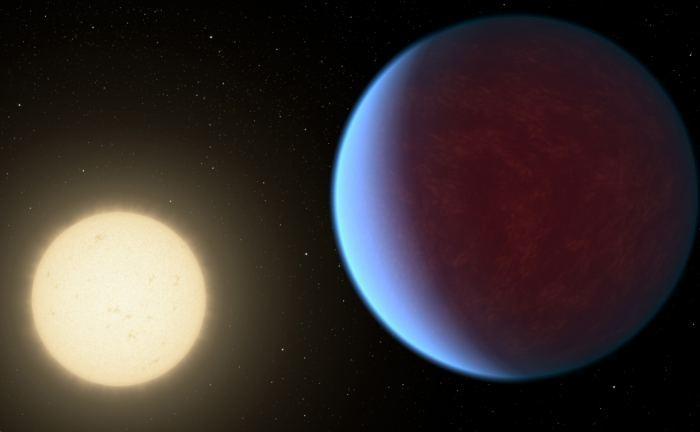 新研究表明:拥有熔岩海洋的行星也有大气层