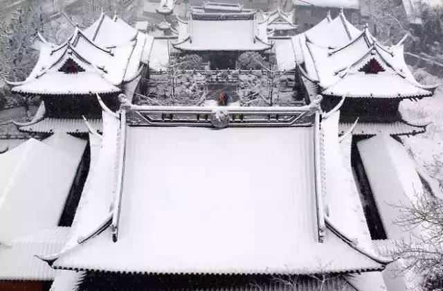 十首诗词,读懂冬天的美