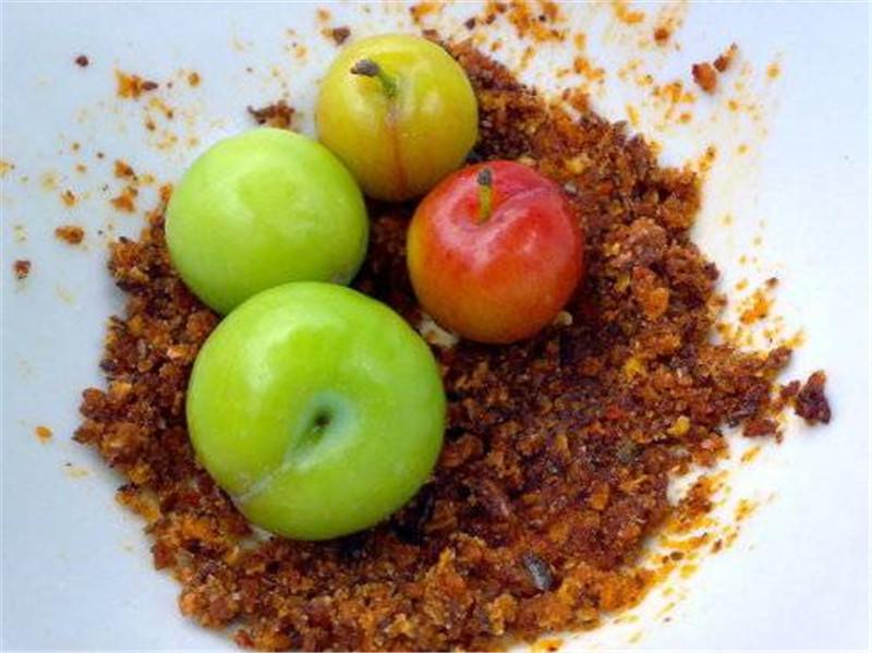 这些水果做的菜,你都吃过吗? 美食做法 第31张