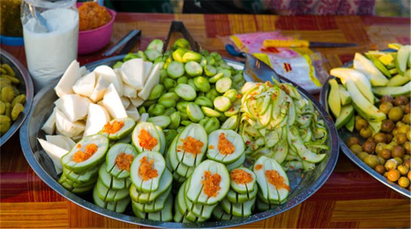 这些水果做的菜,你都吃过吗? 美食做法 第1张