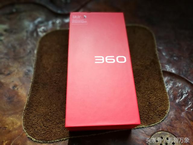 全面的360全面屏手机N6 Pro亮点突出 开机图赏及简评