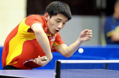 2013年男乒世界杯名单(男乒世界杯前四名单)