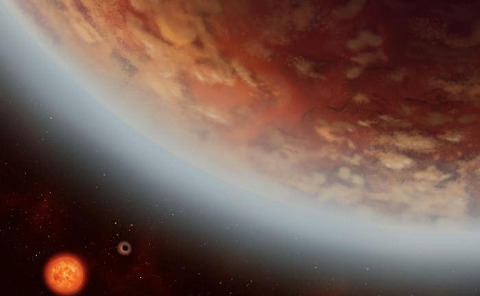 又发现两个新的超级地球