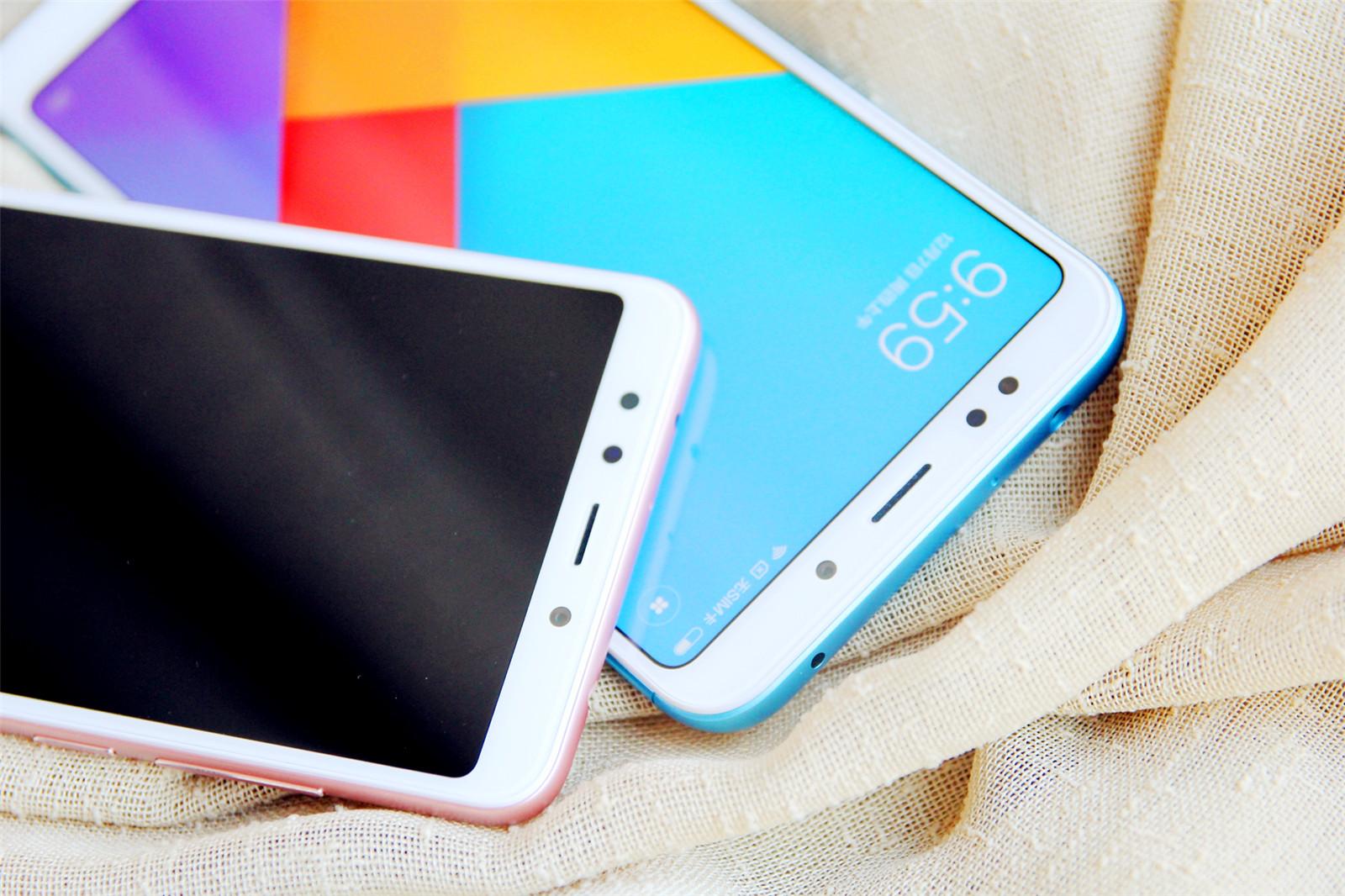 人民1000元全面屏手机 小米手机红米5公布市场价799元起