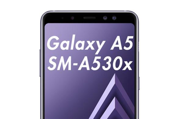 三星全面屏手机中端机2018款Galaxy A5曝出