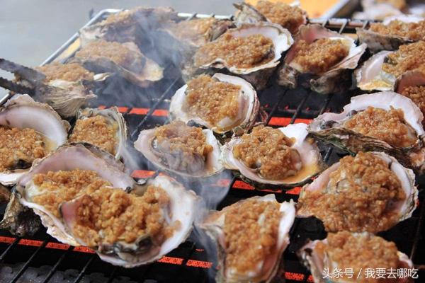 带你吃吃吃——山东乳山牡蛎