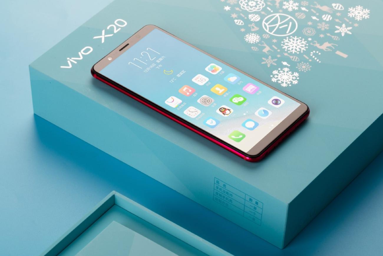 vivo四款手机上入选2017我国好手机,款多优异