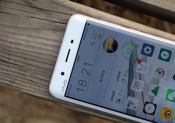 有颜值有实力 双曲面手机Xplay5深度『评测』