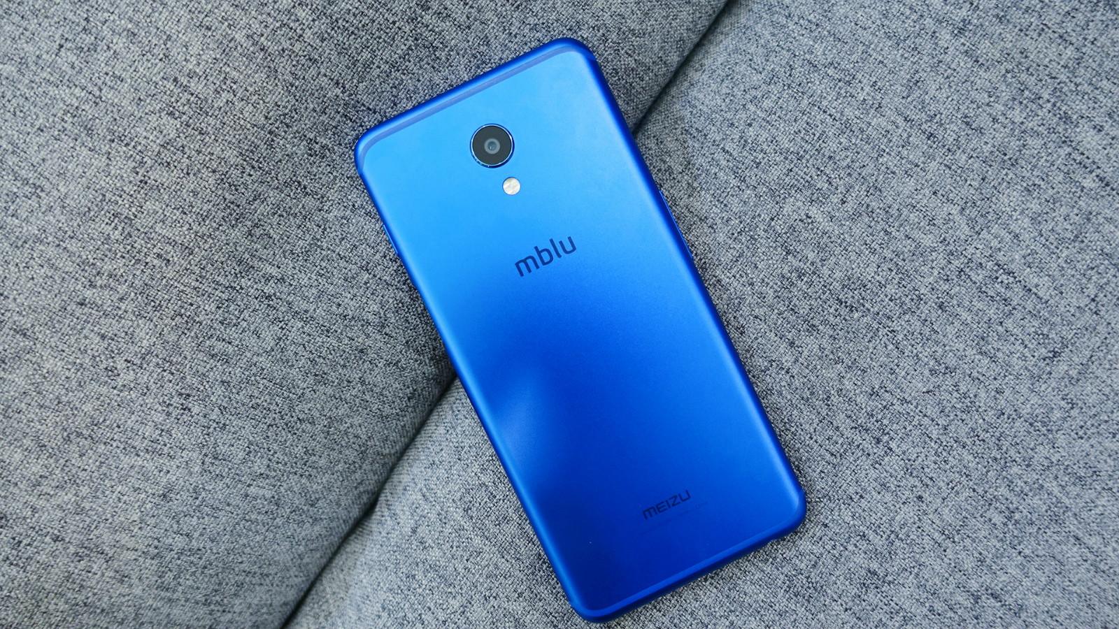 这台机器有魅蓝全部的情结,魅蓝S6先发入门