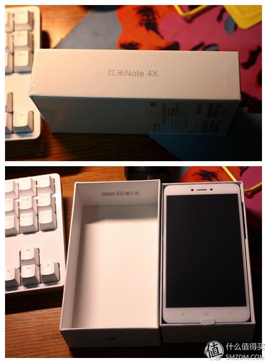 給長輩的新年禮物 紅米 NOTE 4X 手機 開箱使用