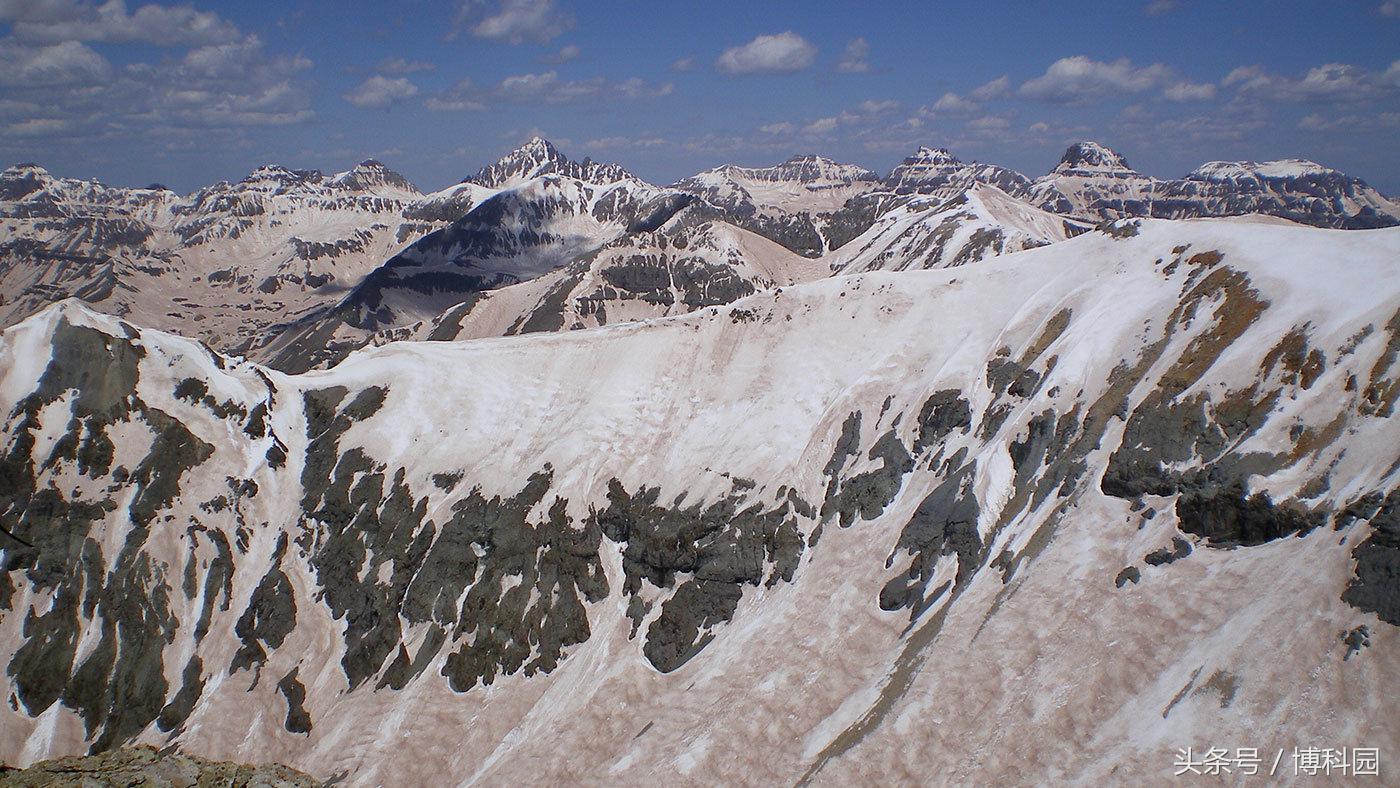 积雪中的尘埃控制着西方春季河流?
