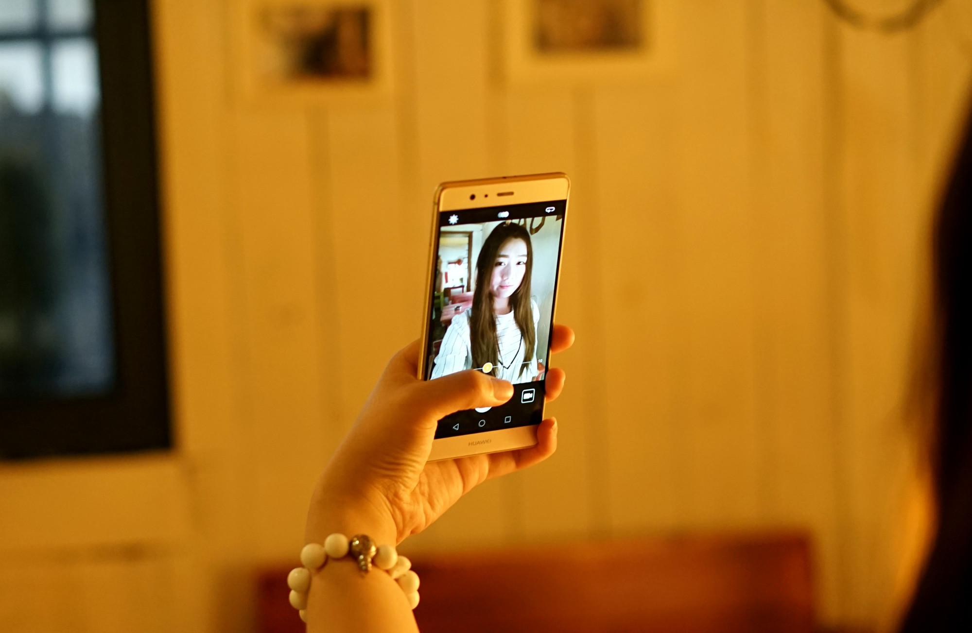 妹纸的新挑选 华为公司P9 Plus更时尚潮流