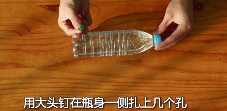 塑料瓶也能做加湿器,简单又好用,家里的塑料瓶再也不扔了!