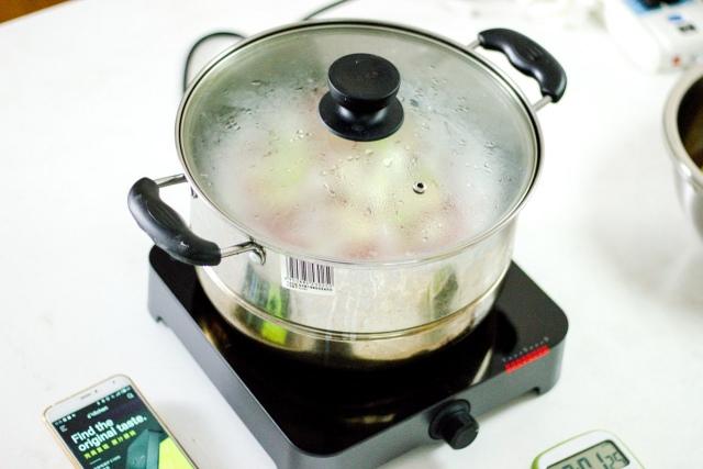原先你与大厨师只差一个电磁感应灶,再不担心作出王蛋