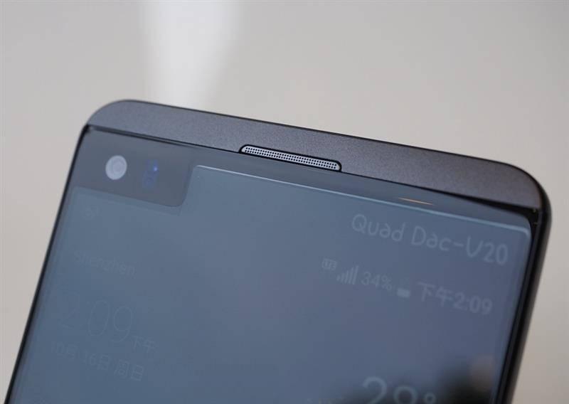 可换电池、可扩充卡、双焦镜头及2k屏,LG v20手机使用体验(上)