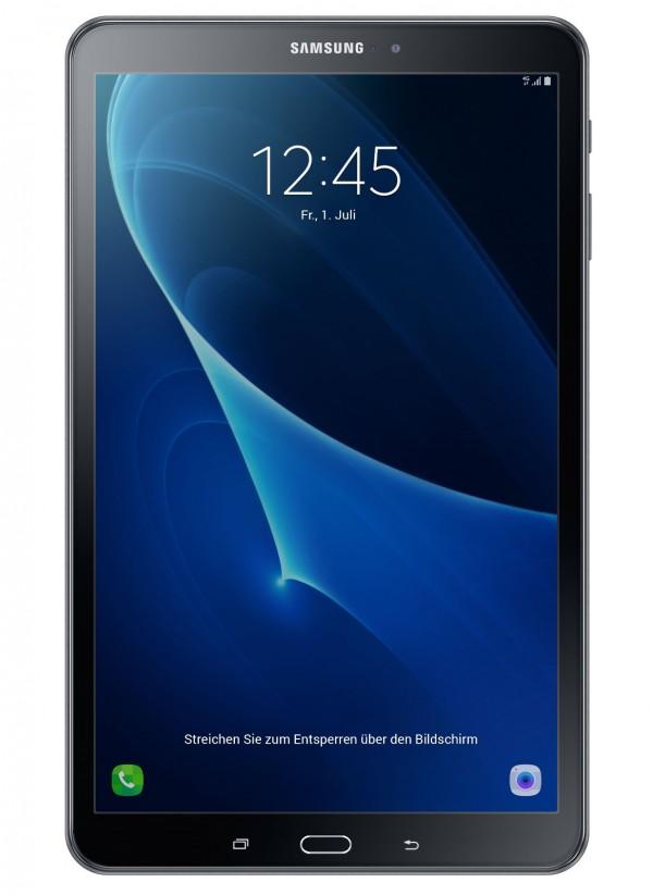 三星公布Galaxy Tab 10.1 2016版平板