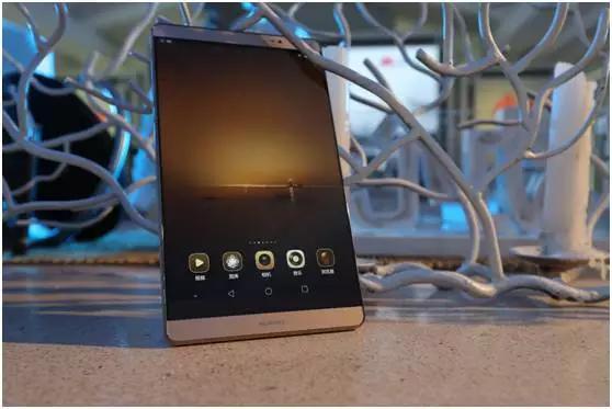 手机的完美影音视频感受,华为公司M2平板电脑1588元起