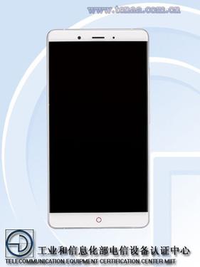 nubia Z11 Max入网许可证:6英寸大屏幕抵抗小米手机