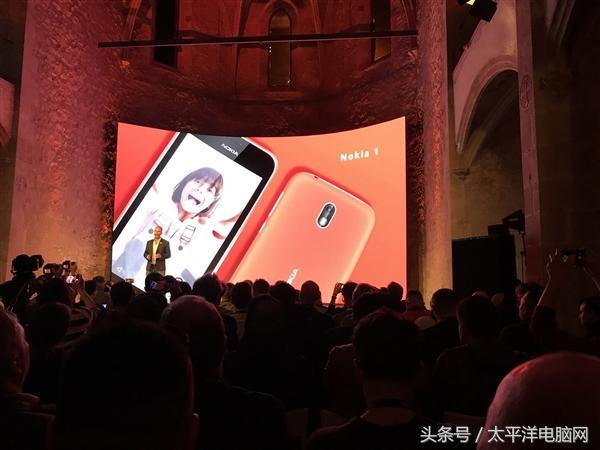 540元!Nokia1宣布公布:2GBB运行内存顺滑似水