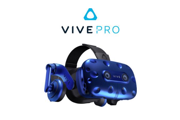 Vive Pro市场价799美元、4月份发售,HTC Vive现阶段售499美元