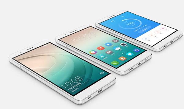 荣耀7i手机上宣布公布:指纹验证 转动监控摄像头