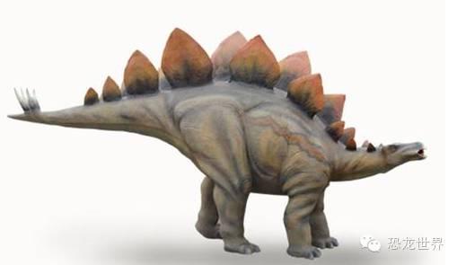 剑龙:侏罗纪晚期的大型食草恐龙