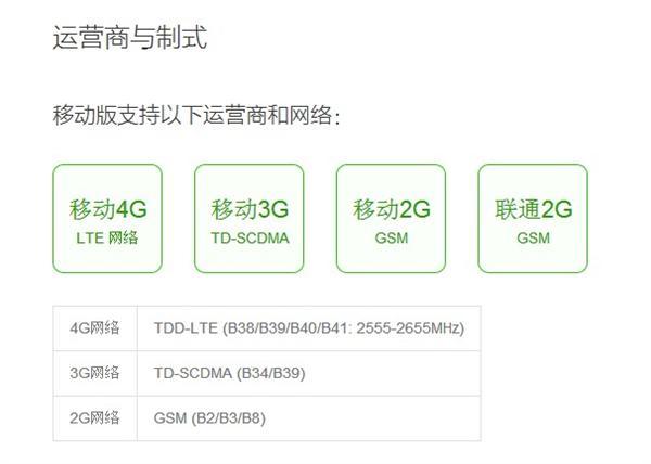 红米noteNote2准时开售 移动版现货交易双网通电信版仍然断货
