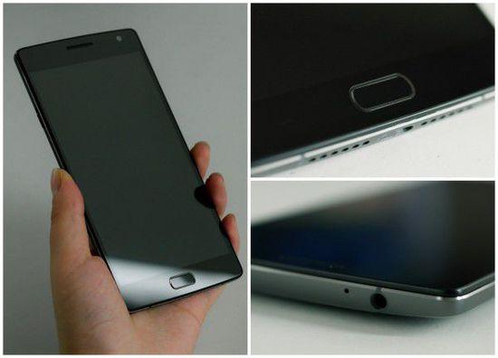 一加2代:一款用18颗螺钉围绕的手机上