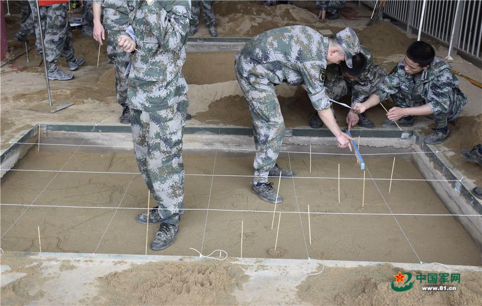 """城会玩!看军校学员如何用沙盘打造""""视觉盛宴"""""""