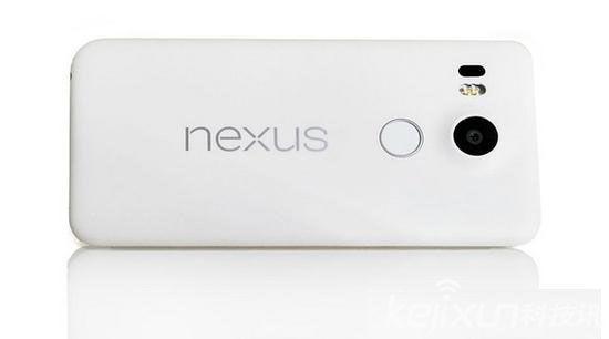LG代工生产版Nexus3D渲染晒照 自带原生态Android 6.0棉花糖