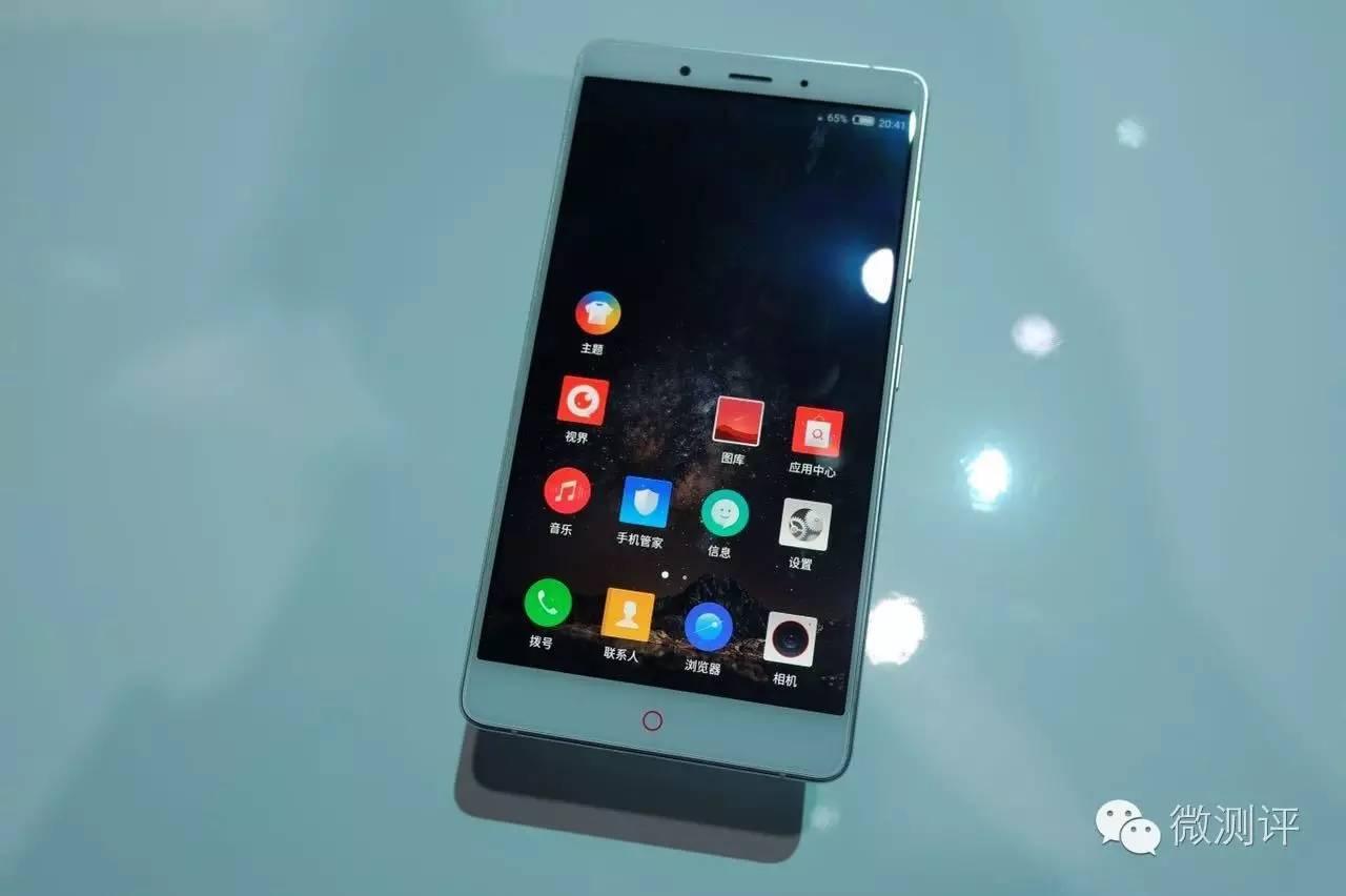 在潜心中向前,全新大屏幕摄影手机 NubiaZ11 Max