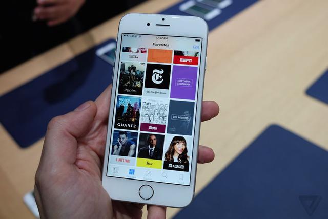 苹果手机官网升级结束 iPhone6s详尽配备主要参数一览