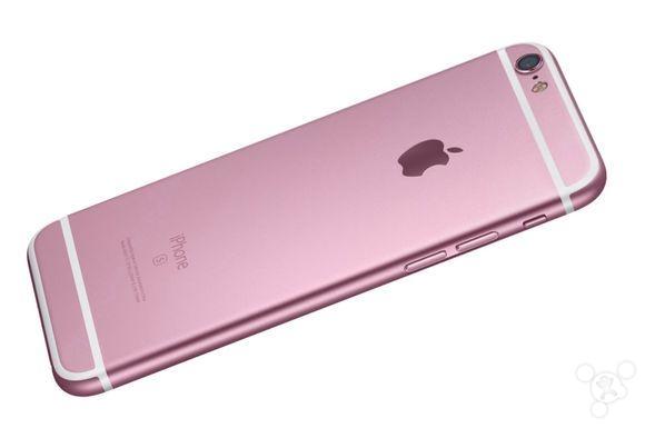 iPhone6s深层分析 玫瑰金色到底是否粉红色?